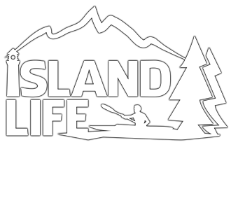 Island Life Website Design Photography Apparel
